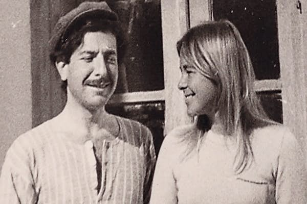 Bild - Marianne & Leonard: Words of Love