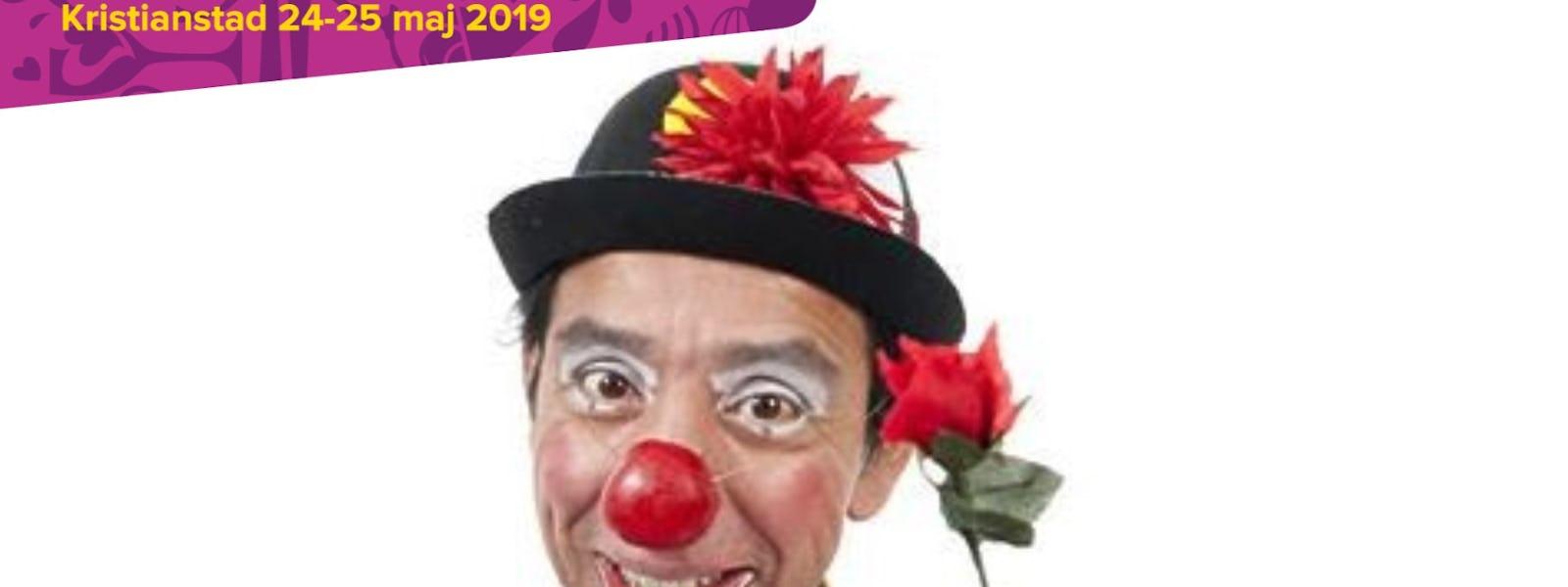 Bild - Träffa clownen Svante