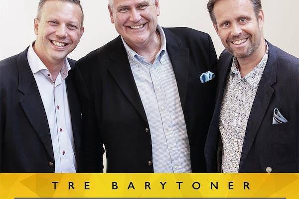 Bild - Konsert: Tre Barytoner
