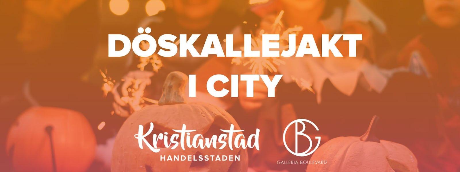 Bild - Döskallejakt i Kristianstad City