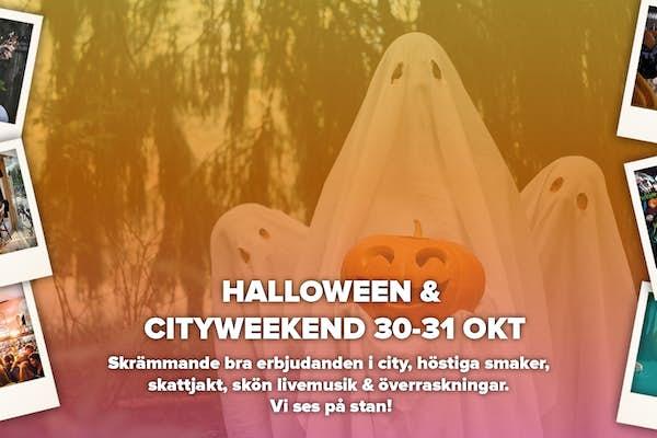 Bild - Halloween & Cityweekend 30-31 okt