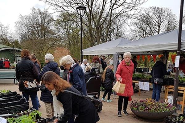Bild - Hälsoträdgårdens vårfest