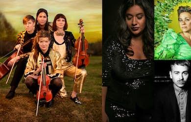 Bild - Vindla String Quartet firar 10 år!