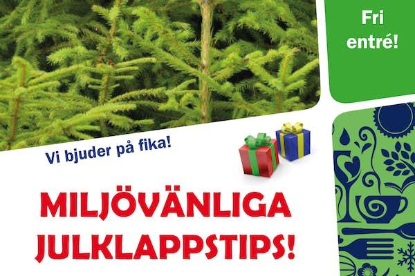 Bild - Miljvänliga julklappar