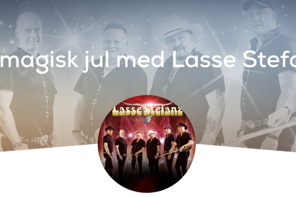 Bild - En magisk jul med Lasse Stefanz