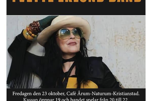 Bild - Yvette Eklund Band