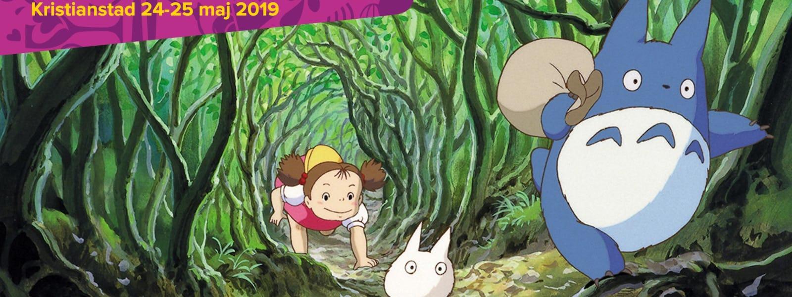 Bild - Filmvisning av Min granne Totoro