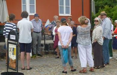 Bild - Guidad rundvandring i gamla Åhus