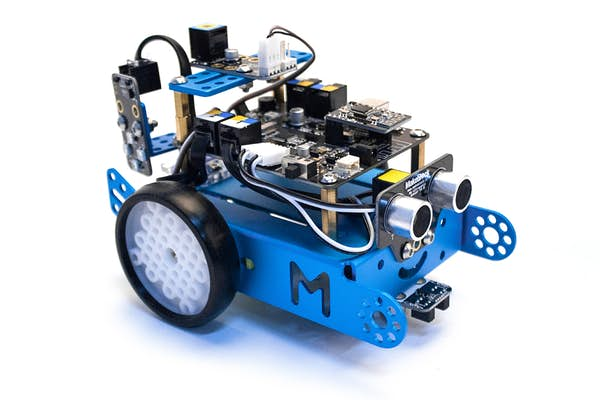 Bild - Jullov: Workshop i robotprogrammering