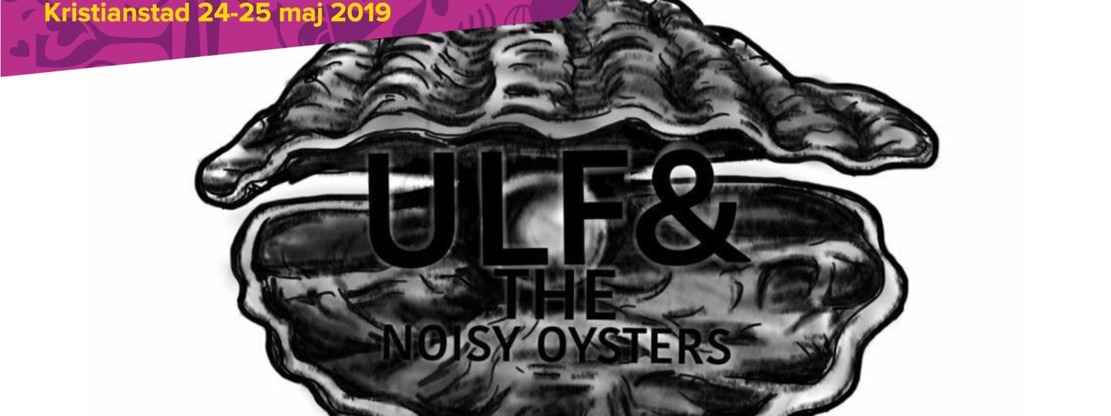 Bild - Ulf & the noisy Oysters