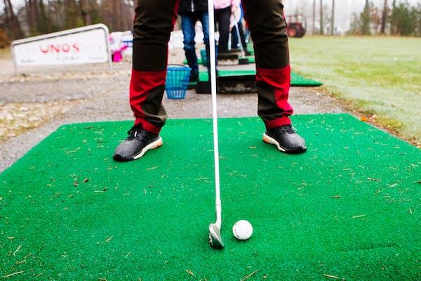 Bild - SNACKBAR Slag för golfens betydelse