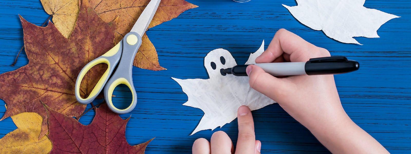 Bild - Halloweenpyssel