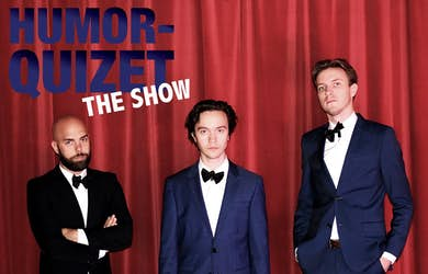 Bild - Humorquizet - the show