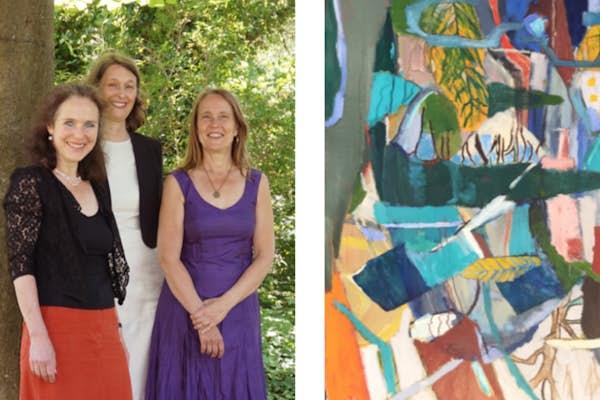 Bild - Trio Melen/Irene Trotzig: Kammarmusik & konst