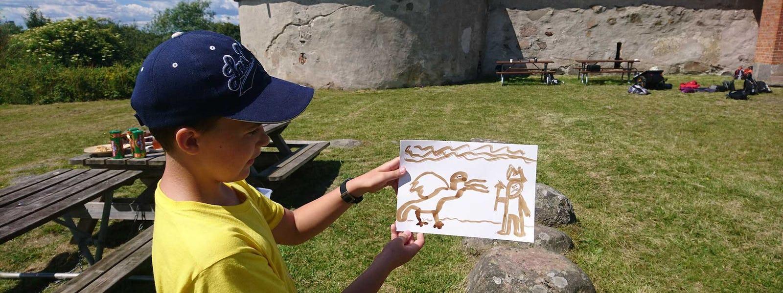 Bild - Skapa och upptäck på Lillö