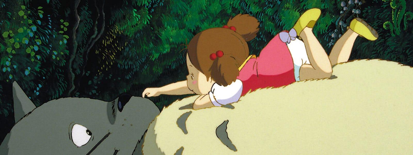Bild - Min granne Totoro