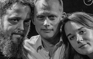 Bild - Magnus Landæus trio