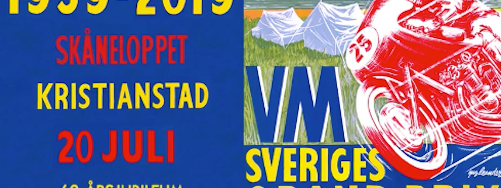 Bild - Skåneloppet 60 år