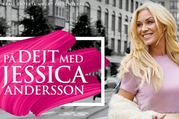 Bild - På dejt med: Jessica Andersson