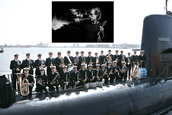 Bild - Marinens Musikkår - Klarinett Fantastique