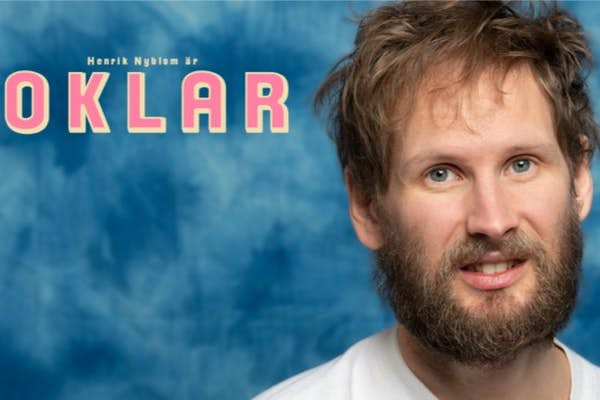 Bild - Henrik Nyblom är OKLAR