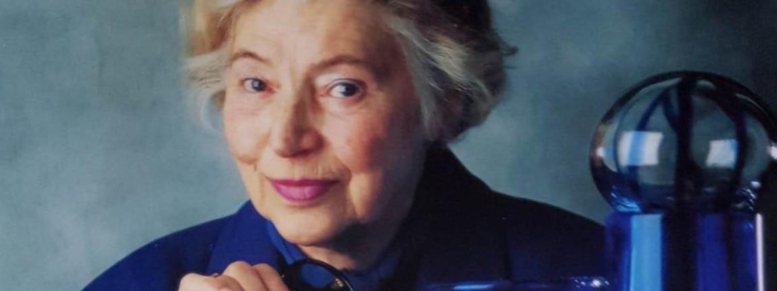 Bild - Hertha Bengtson – ikonisk formgivare och glaskonstnär
