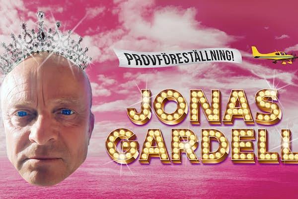 Bild - SLUTSÅLD! Jonas Gardell – provföreställning!