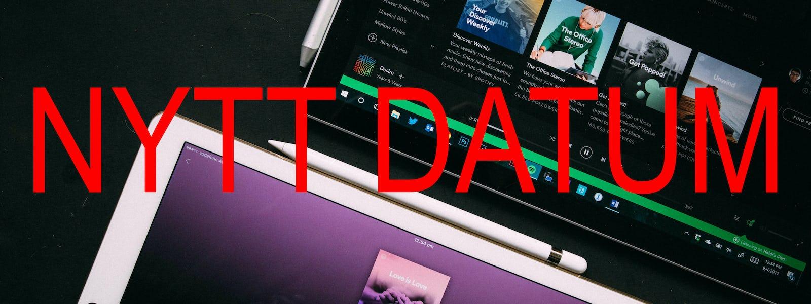 Bild - FRAMFLYTTAD | Vägen Till Musik Via Spotify