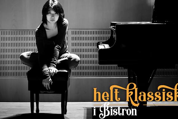 Bild - HELT KLASSISKT! Claire Huangci - Piano