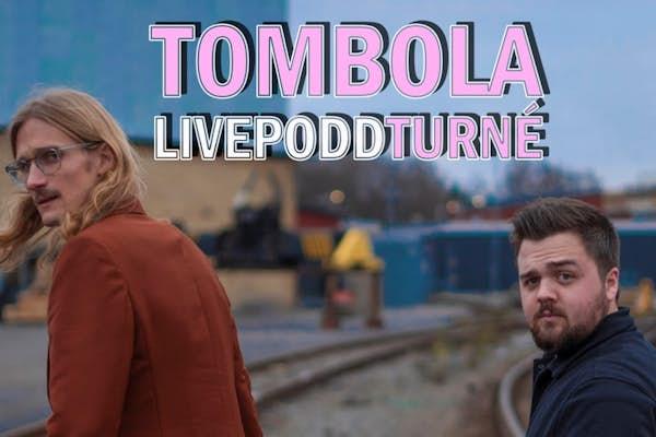 Bild - Tombola livepoddturné - Kristianstad