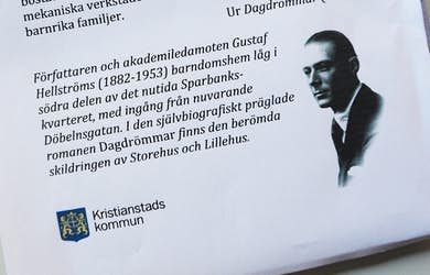Bild - I Gustaf Hellströms fotspår