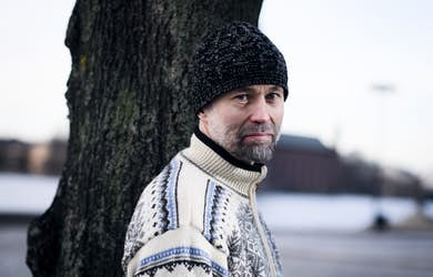 Bild - Swedish love - filmhelgen Johan Theorin