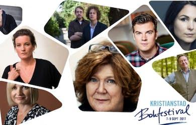 Bild - Kristianstads bokfestival
