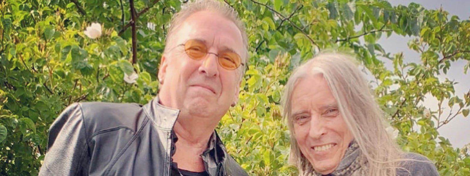 Bild - Äntligen Drive in konsert: Dan Hylander & Janne Bark
