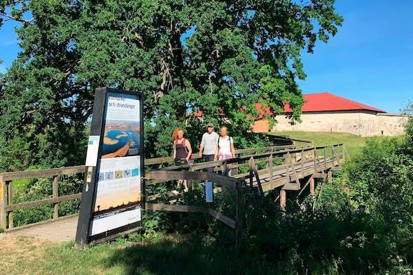 Bild - Öppen borg på Lillö